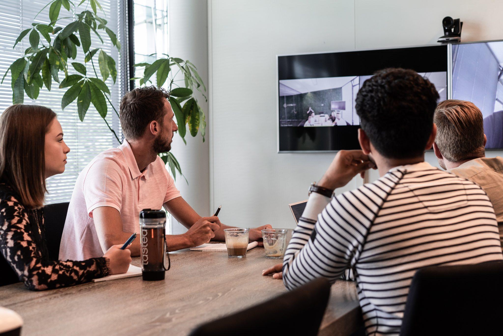 SendCloud Zoom Room | INTER